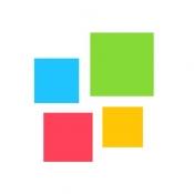 iPhone、iPadアプリ「InstaMag - Photo Collage Maker」のアイコン