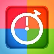 iPhone、iPadアプリ「こえタイマー  〜音声認識・カウントダウンキッチンタイマー〜」のアイコン