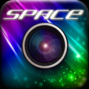 iPhone、iPadアプリ「PhotoJus Space FX - Lighting Effect Camera」のアイコン