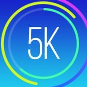 iPhone、iPadアプリ「走破 5KM!:Red Rock Apps社製トレーニング計画・GPS&ランニング情報アプリ」のアイコン