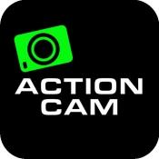 iPhone、iPadアプリ「ActionCam!」のアイコン