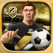 iPhone、iPadアプリ「BE A LEGEND: Your career as a footballer」のアイコン