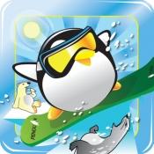 iPhone、iPadアプリ「Racing Tiny Penguin Dash」のアイコン