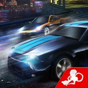 iPhone、iPadアプリ「Drift Mania: Street Outlaws」のアイコン