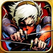 iPhone、iPadアプリ「イザナギオンライン -Samurai Ninja-」のアイコン