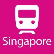 iPhone、iPadアプリ「シンガポール路線図 Lite」のアイコン
