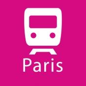 iPhone、iPadアプリ「パリ路線図 Lite」のアイコン