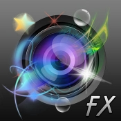 iPhone、iPadアプリ「Sparkle FX」のアイコン