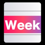 iPhone、iPadアプリ「時間割スケジュール - Week Table Free /スケジュール帳(曜日別)/一日24時間計画予定表/シンプルで簡単な時間管理で毎日を充実させるタイムテーブル。手帳やカレンダーと併用も便利!」のアイコン