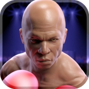 iPhone、iPadアプリ「International Boxing Champions」のアイコン