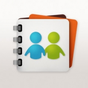 iPhone、iPadアプリ「Friends Note」のアイコン