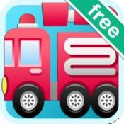 iPhone、iPadアプリ「ベビー自動車サウンズ FREE - あなたの幼児を楽しませる」のアイコン
