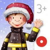iPhone、iPadアプリ「ちっちゃな消防士さん」のアイコン