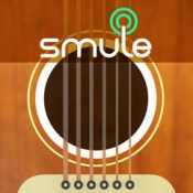 iPhone、iPadアプリ「Guitar! by Smule」のアイコン