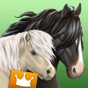 iPhone、iPadアプリ「HorseWorld 3D: Premium」のアイコン