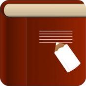 iPhone、iPadアプリ「ペン ノート - 手書き メモ帳, お絵かき 手帳, 写真 描く ブック」のアイコン