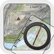 iPhone、iPadアプリ「ClimbUp マルチレイヤMapビューア」のアイコン
