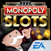 iPhone、iPadアプリ「Monopoly Slots」のアイコン