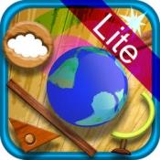 iPhone、iPadアプリ「コロコロ地球儀Lite ~秘密基地で遊ぼう~」のアイコン