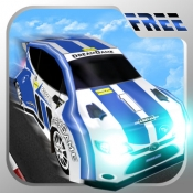 iPhone、iPadアプリ「Racing Ultimate Free」のアイコン