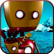iPhone、iPadアプリ「Cast Iron Robot Wars - Iron Man Shooting Edition」のアイコン