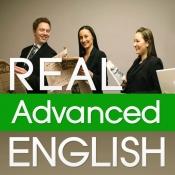 iPhone、iPadアプリ「リアル英語高級, Real English」のアイコン