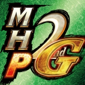 iPhone、iPadアプリ「MONSTER HUNTER PORTABLE 2nd G for iOS」のアイコン