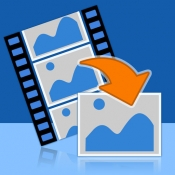 iPhone、iPadアプリ「ビデオから写真に」のアイコン