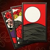iPhone、iPadアプリ「ザ・花札 - 「花合わせ」と「こいこい」が遊べるカードゲーム」のアイコン