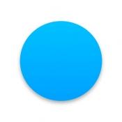 iPhone、iPadアプリ「5分間のリラックス lite」のアイコン