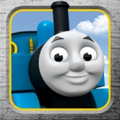 iPhone、iPadアプリ「Thomas & Friends: Lift & Haul — a collection of 6 games」のアイコン