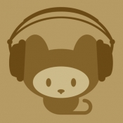 iPhone、iPadアプリ「Voicepaper (旧:読み上げさん) - DropboxやEvernoteのテキストを自動音声で朗読」のアイコン