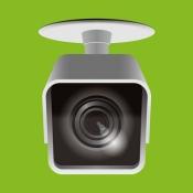 iPhone、iPadアプリ「あんしん監視カメラ - すぐに使える無料の防犯カメラアプリ」のアイコン