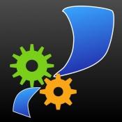 iPhone、iPadアプリ「バッチリサイズ - 複数の写真をまとめてリサイズ」のアイコン