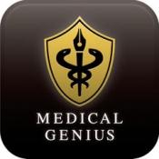 iPhone、iPadアプリ「MedicalGenius」のアイコン