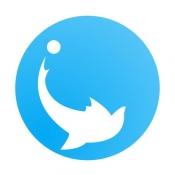 iPhone、iPadアプリ「つながらないSNS ilka(いるか)」のアイコン