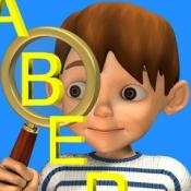 iPhone、iPadアプリ「単語検索 Word Search」のアイコン