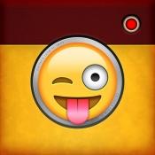 iPhone、iPadアプリ「Insta Emoji Photo Editor」のアイコン