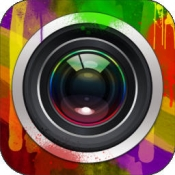iPhone、iPadアプリ「FantasyFX PRO - Superimpose Doodle Art Over Photos」のアイコン