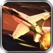 iPhone、iPadアプリ「アルファエアーコンバット:HDジェット戦争」のアイコン