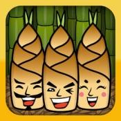 iPhone、iPadアプリ「タケノコ族」のアイコン