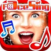 iPhone、iPadアプリ「フェイスシング(Face Sing)」のアイコン