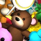 iPhone、iPadアプリ「へなへな動物園」のアイコン