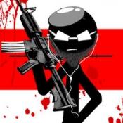 iPhone、iPadアプリ「A Stickman Sniper - 無料 射撃 アサシン ゲーム」のアイコン