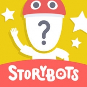 iPhone、iPadアプリ「Starring You Videos by StoryBots – Personalized For Kids」のアイコン