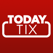 iPhone、iPadアプリ「TodayTix – New York Theater Tickets App (Broadway & Off-Broadway Shows)」のアイコン