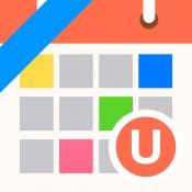 iPhone、iPadアプリ「Ucカレンダー見やすいスケジュール帳」のアイコン