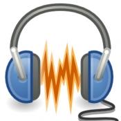 iPhone、iPadアプリ「何聴いてる?」のアイコン