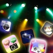 iPhone、iPadアプリ「音楽に反応して動くアイコン」のアイコン
