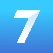 iPhone、iPadアプリ「Seven - 7 Minute Workout」のアイコン